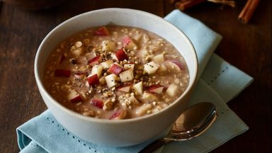 Apple Pie Buckwheat Oats