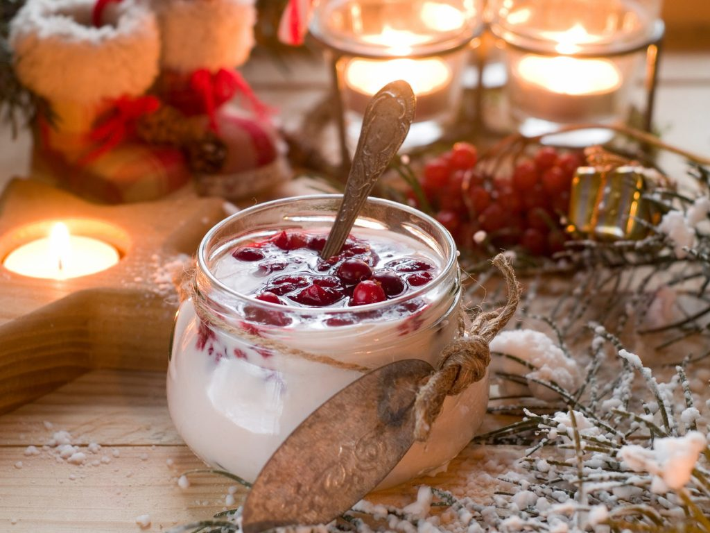 Fermented food for the holidays