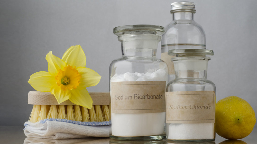 ingredients for natural cleaners