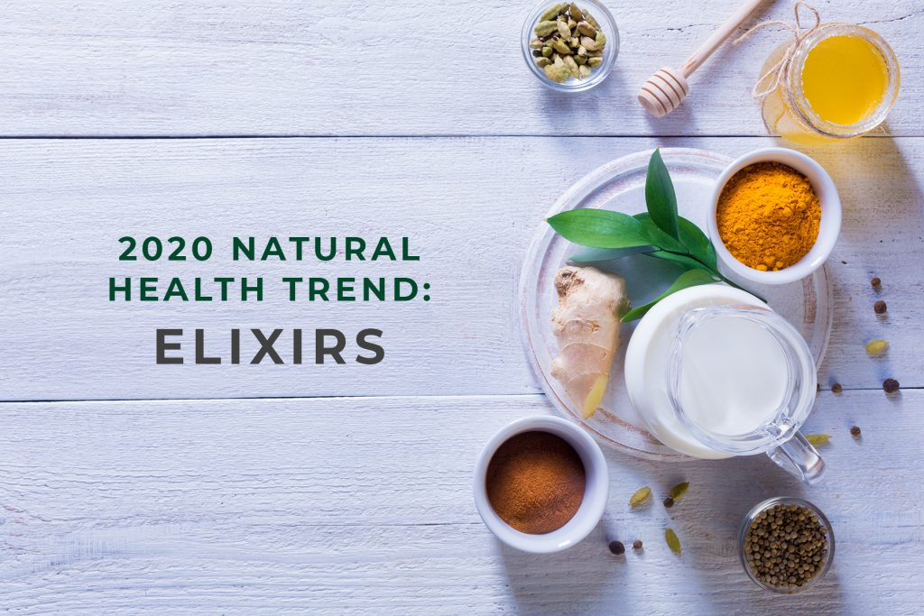 2020 Natural Health Trends: Elixirs