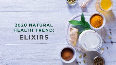 2020 Natural Health Trend:  Elixirs