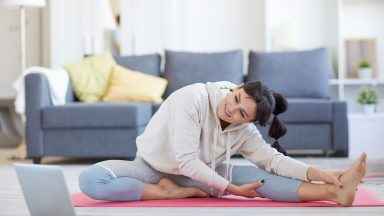 10 Things to do at Home to Stay Happy and Healthy